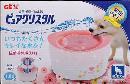GEX ピュアクリスタル 超小型犬用 ガーリーピンク