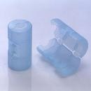 スマイルキッズ 単3が単2になる 電池アダプター 2個入 ブルー ADC−320BL