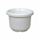 輪鉢F型 9号 ホワイト