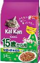 カルカン ドライ 15歳 かつおと野菜 1.6Kg