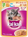 カルカン パウチ スープ仕立て 12ヶ月までの子ねこ用 かにかま入りかつお 70g
