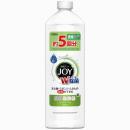 除菌ジョイ コンパクト W除菌 緑茶の香り つめかえ用 特大 770mL