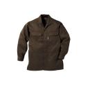 影武者 オープンシャツ [100−06] ブラウン LL