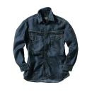 EVENRIVER(イーブンリバー) エアーライトシャツ [SR−2006] インディゴ LL
