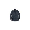 EVENRIVER(イーブンリバー) スタンダードシャツ [SR−4006D] インディゴブルー LL