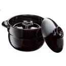 極み炊飯土鍋 二重蓋 2合炊き レンジ&直火