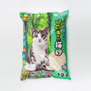 しっかり固まる ひのきの猫砂 12L