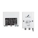 DXアンテナ 屋外用BS/CS・UHFデュアルブースター(電源分離型)