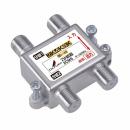 DXアンテナ 4K・8K放送対応2分岐器