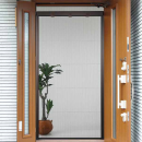 川口技研 ドア用網戸 アルキング網戸ワイドサイズ AKW−18