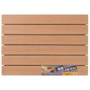 新 木目スノコ 6枚板 約60×85cm