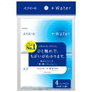 エリエール +Water 14組(28枚)×4パック入り