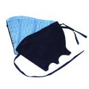 K−80 本藍染脚絆 8枚コハゼ 特々大