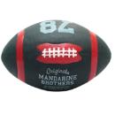 (マンダリンブラザーズ) MANDARINE BROTHERS  アメリカンフットボールトイ ネイビー