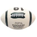 (マンダリンブラザーズ) MANDARINE BROTHERS  アメリカンフットボールトイ ホワイト