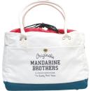 (マンダリンブラザーズ) MANDARINE BROTHERS  ミニバッグ ホワイト