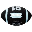 (マンダリンブラザーズ) MANDARINE BROTHERS  アメリカンフットボールトイ ブラック