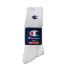 チャンピオン 靴下 フルレングス 25−27cm 3足組 (ホワイト) CMSCH002