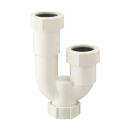 三栄水栓 排水用品 U管 排水管径32mm PH770−67−32