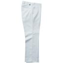 ホシ服装 850 パンツ 1ホワイトグレー W110