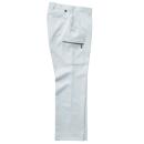 ホシ服装 851 カーゴ 1ホワイトグレー W120