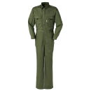 作業服 KURODARUMA(クロダルマ) 49112−2 ツナギ服 グリーン L