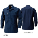 鳳皇 2301 HOOHシャツ 62濃紺 LL