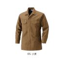 鳳皇 2301 HOOHシャツ 65小麦 LL