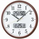 セイコー 電波 掛時計 SEIKO KX383B