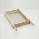 木製 土フルイ用ローラー台