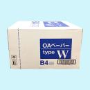 OAペーパー Type W B4 500枚×5冊(ケース)