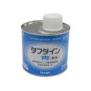 タフダイン 硬質塩化ビニル管用接着剤 青(無色) 500g