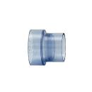 DV継手 インクリーザ 透明 50×40 DV−IN50×40