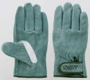 富士グローブ SW−32B 皮手袋  オイルマジック付 L