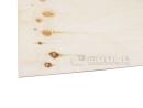 クロス下地用合板 (Mクロス) 約12.5×910×1820mm