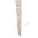 2×4 溝付き支柱 約幅89×厚38×長さ2400mm