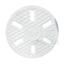レジコン 標準蓋 雨水用 300 (6穴)