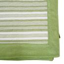 肌触りさらさら綿ラグ エルフ2 正方形 2帖用 185×185 グリーン