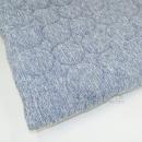 中敷ラグ グラシエ 185×185 ブルー