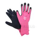 のら ワンダーガーデン 手袋 ピンク L 310
