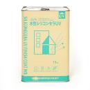 日本ペイント 水性シリコンセラ 白UV 15kg