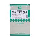 エスケー化研 ソフトテックス 16kg 水性