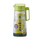 茶こし付冷水筒 D−210T 2.1L グリーン