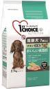 ファーストチョイス おいしい低脂肪 高齢犬7歳以上 小粒 チキン 2.7Kg