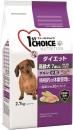 ファーストチョイス ダイエット 高齢犬7歳以上 小粒 チキン 2.7Kg