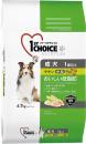 ファーストチョイス おいしい低脂肪 成犬1歳以上 中粒 チキン 6.7Kg