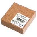 コルクブロック 正方形 約90×90×30mm