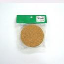 コルクペットNO.23 円形 約φ84×5mm 4入