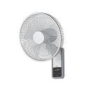 30cm羽根 リモコン壁掛扇風機 ホワイト SKJ−K309WFR2