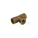 M149C 銅管水栓チーズ 1/2×22.22(13φ)